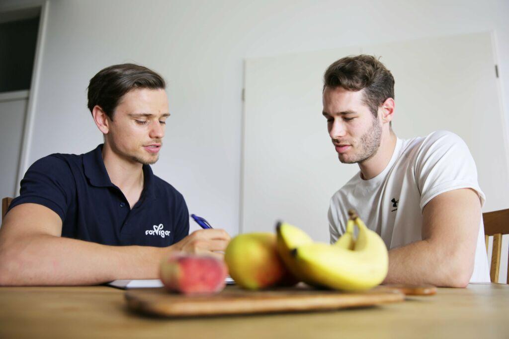 Professionelle Ernährungsberatung in Potsdam - Heilpraktiker Forvigor