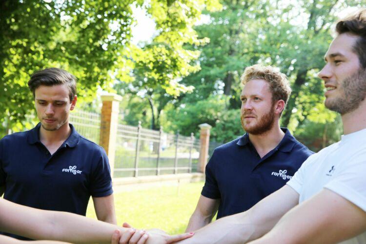 Video Forvigor Personaltrainer Potsdam